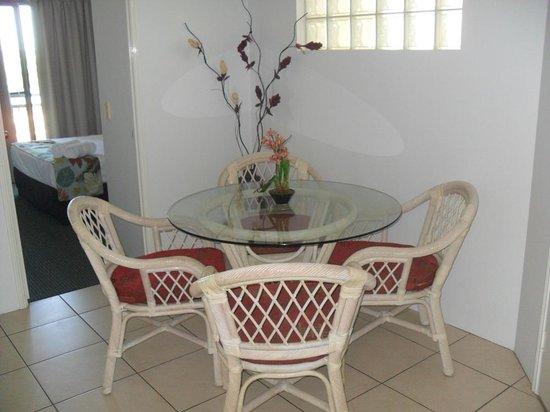 Windsurfer Resort: Dining area
