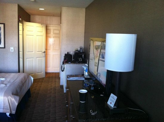 The Kinney: Chambre 322