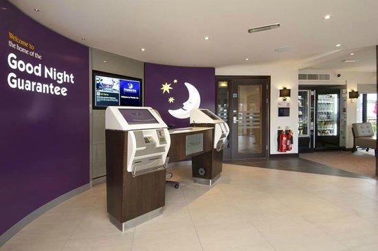 Premier Inn Exeter (M5 J29) Hotel