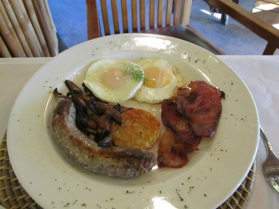 Woodall Country House and Spa: Breakfast