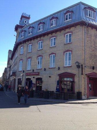 Hotel Le Saint-Paul  |  229 rue Saint-Paul, Quebec City 1