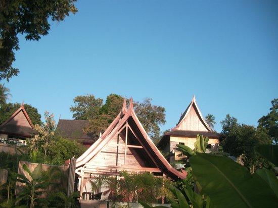 Kupu Kupu Phangan Beach Villas and Spa by l'Occitane: Villa exterior view