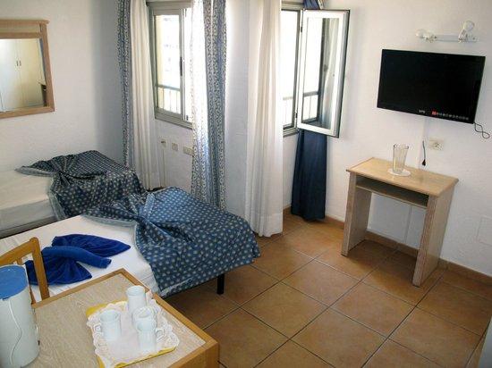 Apartamentos Oro Blanco: estudio sin balcon