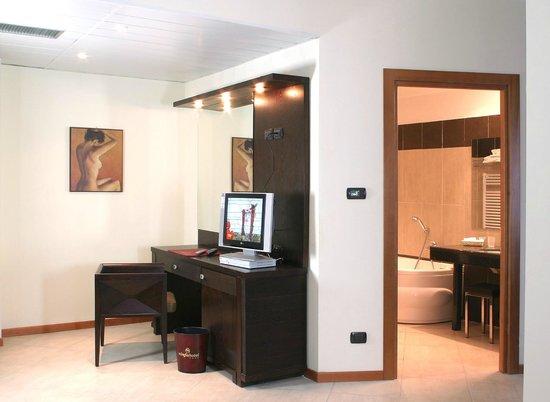 Hotel Ninfa : Scrittoio