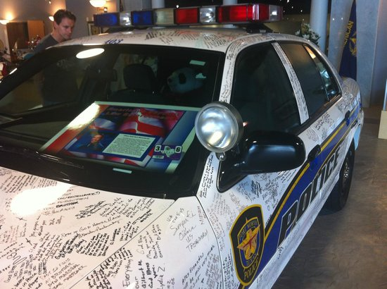 American Police Hall of Fame : in remembrance of a fighter