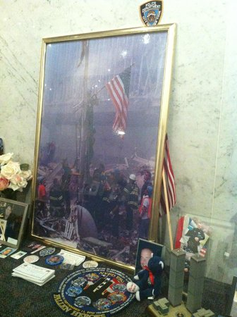 American Police Hall of Fame : WTC memorial