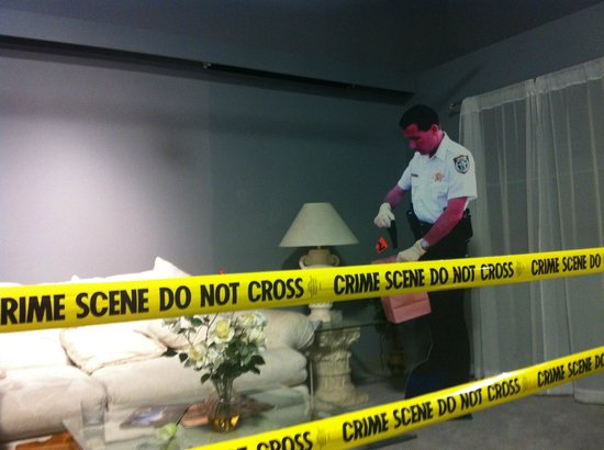American Police Hall of Fame : CSI