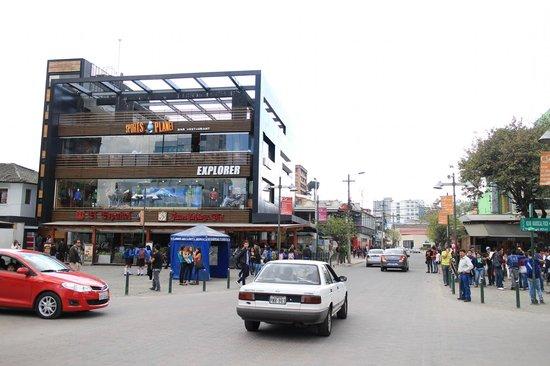 Juan Valdez Centro Plaza