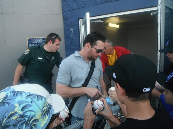 Space Coast Stadium: NY Mets Spring Training Game