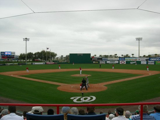 Space Coast Stadium