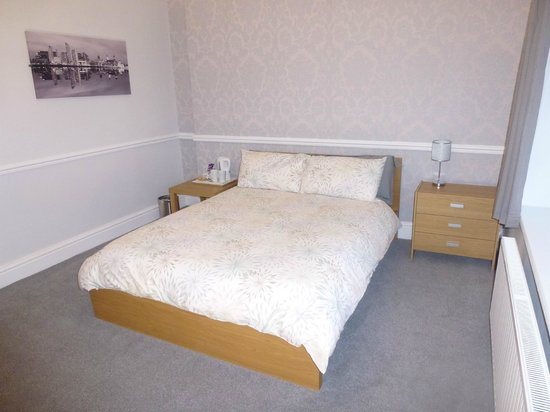 Orrell Park Hotel: Double room