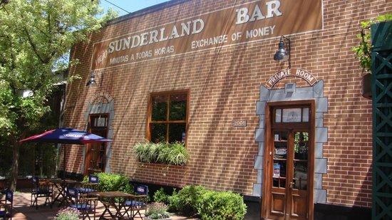 Sunderland Bar: frente