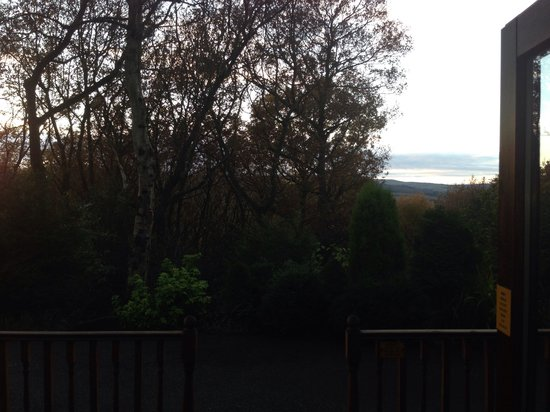 Spring Wood Lodges: View