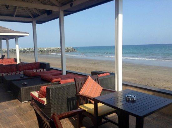 Hilton Fujairah Resort: Beach area
