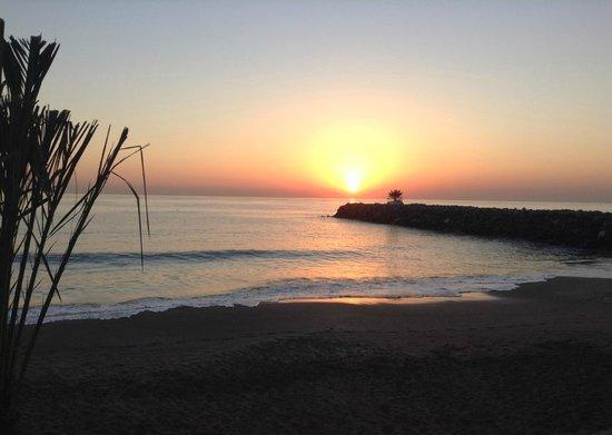 Hilton Fujairah Resort: Sunrise