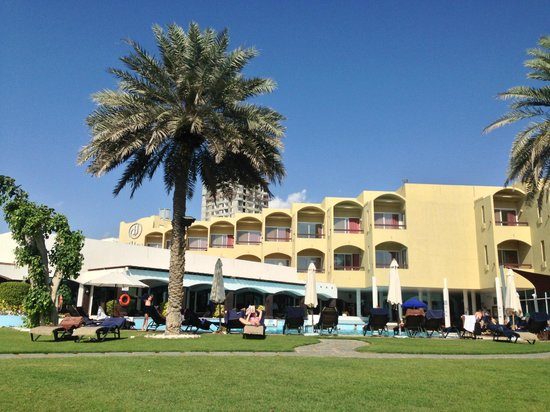 Hilton Fujairah Resort: Hotel