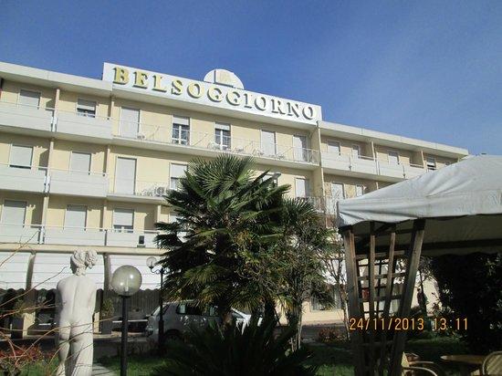 Hotel Belsoggiorno - Picture of Hotel Terme Belsoggiorno, Abano ...