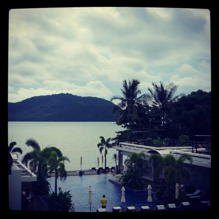 Serenity Resort & Residences Phuket: View from our balcony