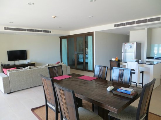 Serenity Resort & Residences Phuket: 2 bedroom apartment