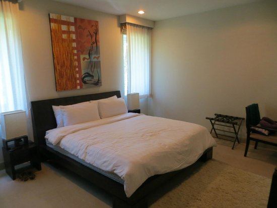 Serenity Resort & Residences Phuket: One of the bedrooms in the 2 bedroom apartment