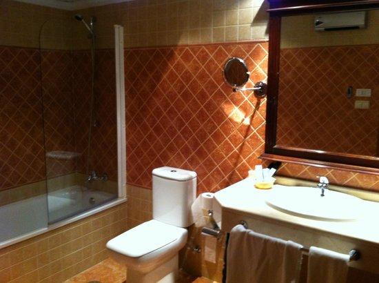 Hotel Finca Eslava: Baño