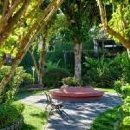 Hotel Solar do Imperador: muito verde, liiiiindo!!!!!