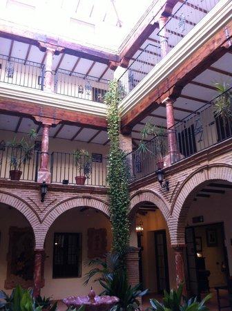 Hotel Finca Eslava: Hall