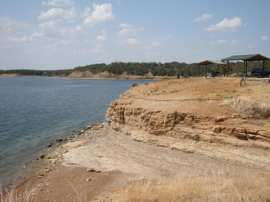 View From Katie S Woods Park Picture Of Grapevine Lake