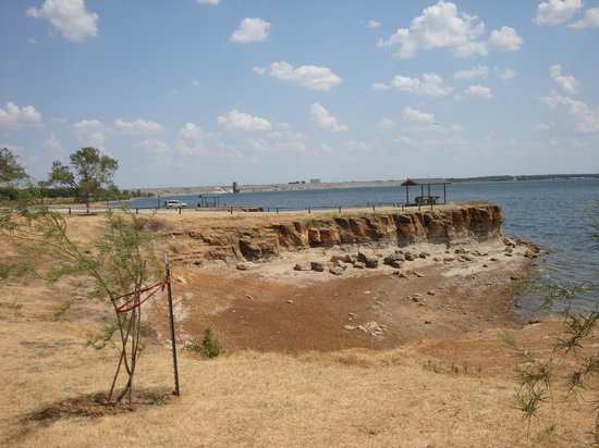Grapevine Lake: Lake Grapevine Rock Edge Park