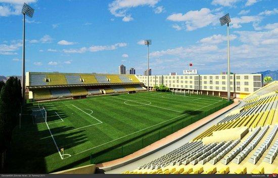Alsancak Stadium