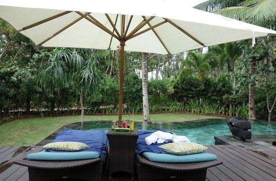 Shangri-La's Boracay Resort & Spa: Pool Villa