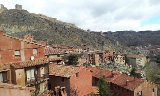 Parador de Teruel: Albarracín. No dejes de visitarlo. Pero hay cuestas por doquier...