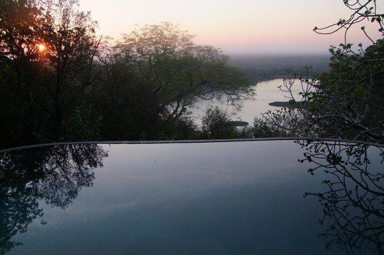 Singita Pamushana Lodge: View from our Terrace