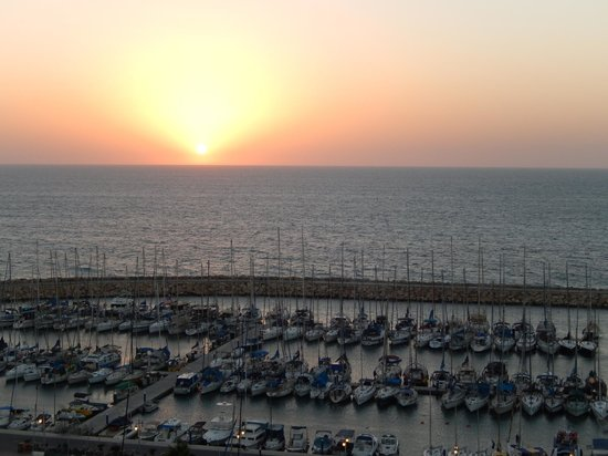 Carlton Tel Aviv : Veiw from my balcony