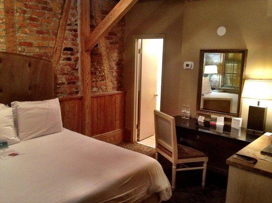 Dauphine Orleans Hotel: Room 109