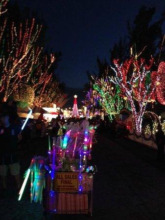 Santa's Enchanted Forest: Santa's is Amazing