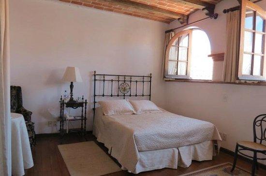Parador Santa Maria la Real : ma chambre