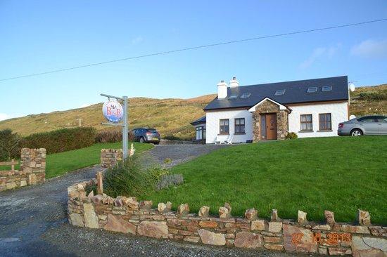 Clifden Bay Lodge: Chez Frédérique et Charles