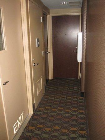 Hampton Inn Manhattan Grand Central: Hallway
