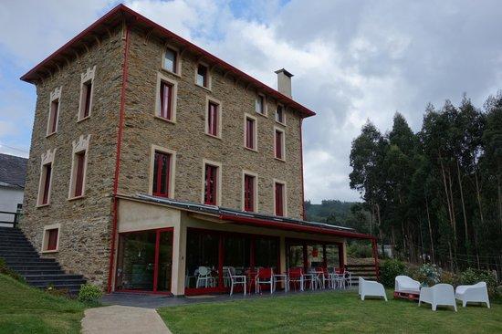 El Castaño Dormilón: Отель