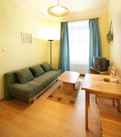 Pushkin Apartments : Salottino apt. 3