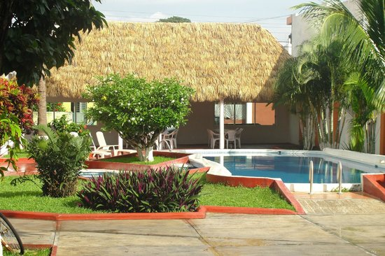 Hotel Finca Collado : vista desde el patio