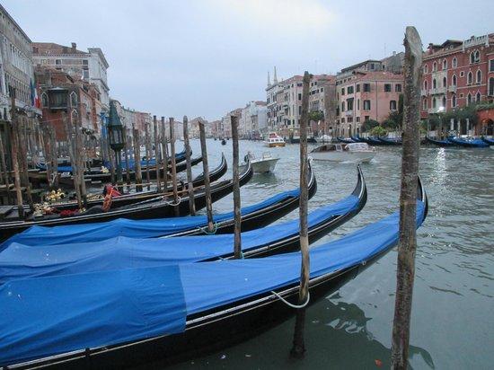 Hotel Mercurio Venezia : Tyhe Grand Canal