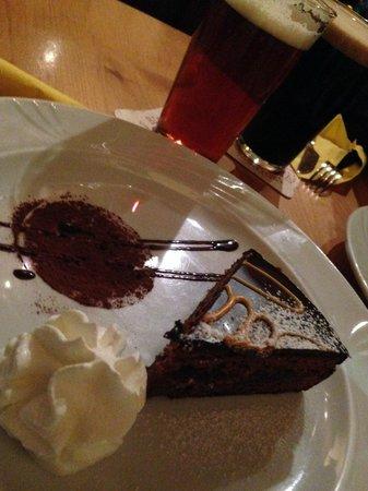 Osteria della Birra : Sacher e Indie Ale