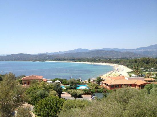 Hotel La Vecchia Marina: next bay's beach (1,5 km to get)