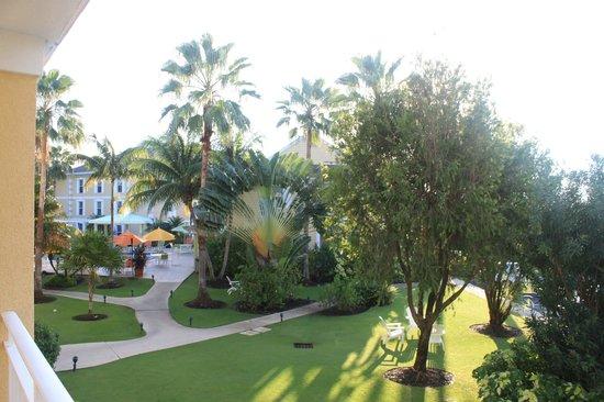 Sunshine Suites Resort: Vista desde la habitación