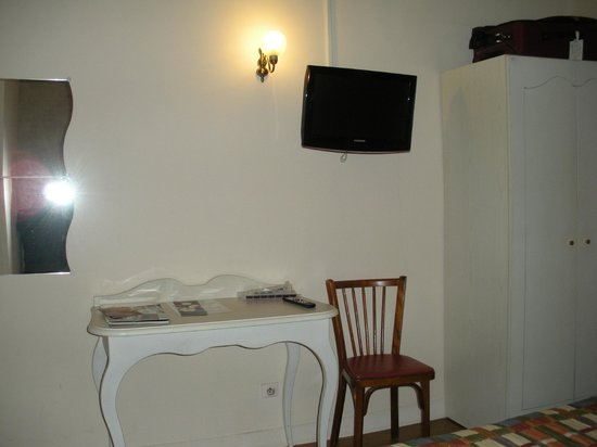 Hotel Jeanne d'Arc : single room