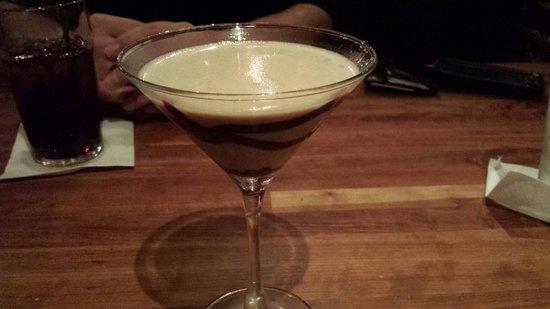 Cheddar's: Landslide Martini