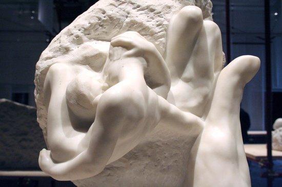 Mostra Rodin: mano di dio