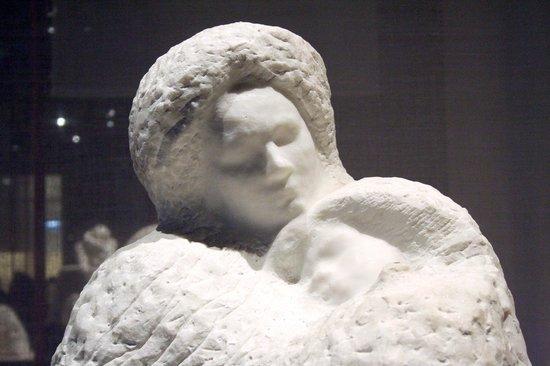 Mostra Rodin: visi